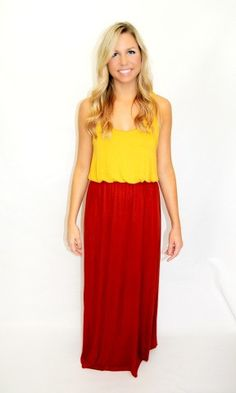 Not a fan of maxis, but I kinda love this. Noles, baby!