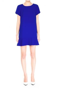 The Fifth Label | Cartoon Music Dress | Royal Blue | SHOP NOW | BNKR |
