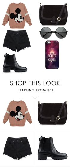 """""""Untitled #93"""" by karenrodriguez-iv on Polyvore featuring T By Alexander Wang, RED Valentino, Casetify, women's clothing, women, female, woman, misses and juniors"""