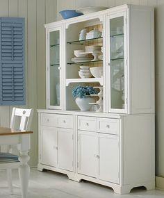Modular dining cases I designed for Bassett furniture in 2005-2006