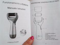 Amazon.it: Lunatika's recensione di Foot File Elettronico - Strumenti di Pedic...