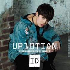 UP10TION JINHOO ID Individual CD Jacket photoshoot #업텐션 #진후 #ID