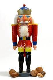 Christmas nutcracker king