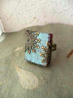 #homemade jewelry!