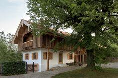 Berschneider + Berschneider, Architekten BDA + Innenarchitekten, Neumarkt: Umbau und Sanierung Bauernhof Waakirchen (2014)
