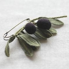 knitted vegetable (made in Japan)