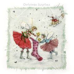 Cards » Christmas Surprises » Christmas Surprises - Berni Parker Designs