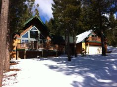 Rent this beautiful vacation home near Crescent Lake, Odell Lake, Crater Lake, Willamette Pass Oregon. www.CrescentLakeCabinRental.com