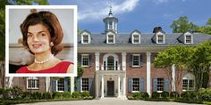Jackie Kennedy's Childhood Home in Virginia Is on the Market for $49.5 Million - TownandCountrymag.com
