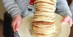 Pancakes, Bacon, Breakfast, Food, Morning Coffee, Essen, Pancake, Meals, Yemek