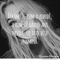 Všetko nájdeš na našom INSTASTORY 👉 @najkrasnejsi_citaty • #czechrepublic #cz # #czechgirl #slovakia #sk# #czsk #slovakiagirl #slovakiaboy… Sad Girl, Motivation, Love, Quotes, Deep, Instagram, Quotations, Amor, El Amor