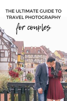 The ultimate guide to travel photography for couples. How to get photos together, pose ideas, and how to get your husband to actually be in photos while traveling together as a couple. Romantic Destinations, Romantic Vacations, Romantic Getaways, Honeymoon Destinations, Romantic Travel, Romantic Escapes, Romantic Places, Travel Advice, Travel Tips