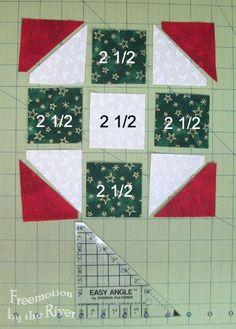 mug rug instructions Christmas Mug Rugs, Christmas Sewing, Christmas Crafts, Christmas Quilting, Xmas, Easy Quilts, Small Quilts, Mini Quilts, Mug Rug Patterns
