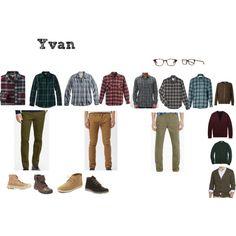 """Yvan"" by anasofia-m on Polyvore"