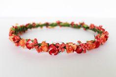 Fotos de coronas de flores