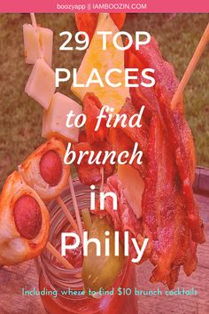 Brunch In Philly | 29 Top Places To Find Brunch In Philly [Including where to find $10 Brunch cocktails]...Click through for more!   Brunch Philly Brunch Philadelphia Philadelphia Brunch Philly Brunch Bottomless Brunch Philadelphia