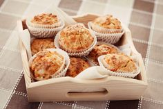 Make your morning routine easier by preparing these seven easy, freezable school lunch recipes. Breakfast And Brunch, Country Breakfast, Perfect Breakfast, Breakfast Recipes, Breakfast Muffins, School Lunch Recipes, Petit Cake, Savoury Biscuits, Cuisine Diverse