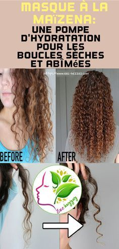 Hair Hacks, Curls, Hair Care, Short Hair Styles, Hair Makeup, Hair Beauty, Dreadlocks, Make Up, Voici