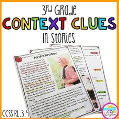 Third grade reading comprehension stories, questions, and assessment on determining the meaning of literal and non literal words and phrases. Includes texts in the 2nd-3rd Grade Common Core Text Complexity Band. Table of Contents1. Anchor Chart/Journal Page- Literal/Nonliteral Language2.