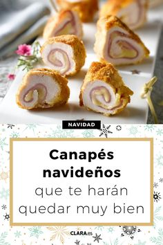 Easy Christmas canapes that will make you look great - Oscar Wallin Keto Cookies, Mango Guacamole, Christmas Canapes, Lemon Health Benefits, Recipe Steps, Tortilla, Strawberry Recipes, Healthy Foods To Eat, Catering