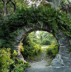 Secret garden. Quiero ir ahí con mi pareja :P