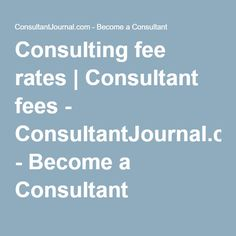 marketing consultant hourly rates