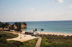 View of the beach near the Pestana Alvor Atlantico in Algarve Portugal Alvor Portugal, Algarve, Explore, Live, Beach, Places, Water, Happy, Holiday