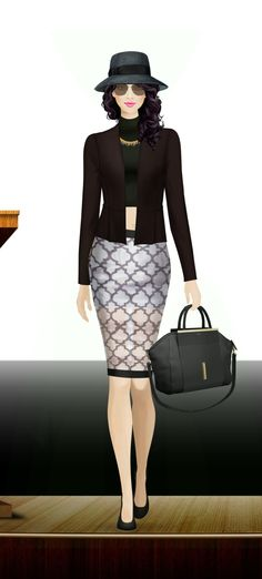 Fashion Game Choose your style www.youchic.it
