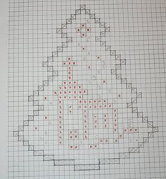 Best 12 Christmas Tree Machine Embroidery design Freestanding Lace In Simple Cross Stitch, Cross Stitch Rose, Beaded Cross Stitch, Crochet Cross, Filet Crochet, Cross Stitch Embroidery, Cross Stitch Patterns, Thread Crochet, Machine Embroidery