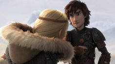 Maybe you just don't see it yet ~ Astrid & Hiccup