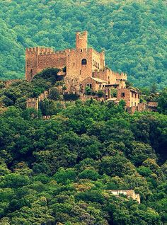 Baqueira Beret (Lleida Pyrenees).:.:.:.:.:.SPAIN.:.:.:.:.:. Castell de Requesens, Empordà, Catalonia