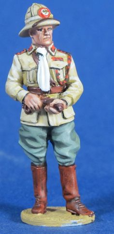 OFFICER 66 TH ERITREAN COLONIAL BN, ITALIAN ARMY