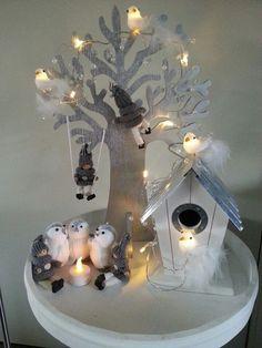 Begin de week met deze 9 leuke winterse en kerstdecoraties om zelf na te maken! - Zelfmaak ideetjes