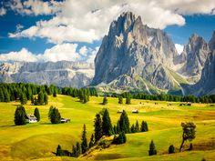Les Dolomites - Les plus beaux endroits du monde à voir une fois dans sa vie ! - Grazia.fr