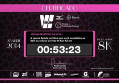certificado Wrun