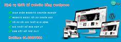 Cung cấp dịch vụ thiết kế website bằng wordpress chuyên nghiệp theo yêu cầu của khách hàng, với chi phí hợp lý, website được tối ưu chuẩn SEO và tương thích mobile. Một số loại hình website mà chúng tôi có thể đáp ứng. Website: http://thietkewebshop.vn/