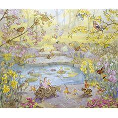 Garden Magic, by Molly Brett, Medici