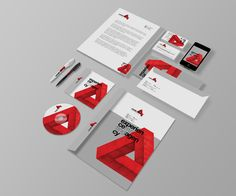 Excellent Examples Of Corporate Identity, Branding and Logo Design