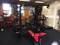 Titan Home Gym