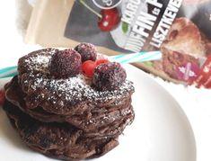 Karobos almapuffin 5db - NAGYON JÓ Wheat Free Recipes, Gf Recipes, Pudding Recipes, Gluten Free Recipes, Baking Recipes, Vegan Gluten Free, Dairy Free, Cake Flour, No Bake Desserts