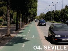 4. Seville, Spain (tie)