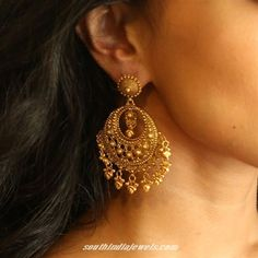 Chandbalis | Jewellery | Pinterest | UX/UI Designer, Gold and ...
