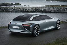 Vidéo Citroën Cxperience Concept