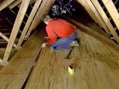Clever Attic Storage If We Finish The Attic This Is