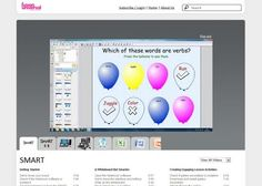 http://www.fuuni.com/smart  If you are new to Smart Boards or are simply using yours as a projection screen you will love this series of short FREE video tutorials.  Every aspect is covered from getting to know your board, to making interactive exercises using the lesson activity toolkit.  Found via:  http://www.sites4primary.com/