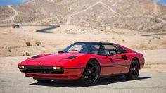 V8 wird zum Elektriker: Tabubruch im Ferrari 308