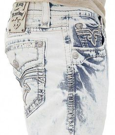 Rock Revival Earny Straight Jean - Men's Jeans in Earny J Swag Style, My Style, Style Men, Affliction Clothing, Latest Clothes For Men, Men Clothes, Cowboy Outfits, Evolution T Shirt, Rock Revival Jeans