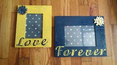 Check out this item in my Etsy shop https://www.etsy.com/listing/466631904/loveforever-picture-frames-set-69
