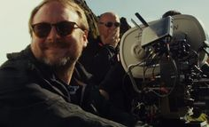 Rian Johnson Discusses Luke and Rey in 'Episode VIII'