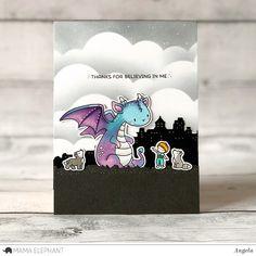INTRODUCING: Me and My Dragon, Kingdom Trio CC